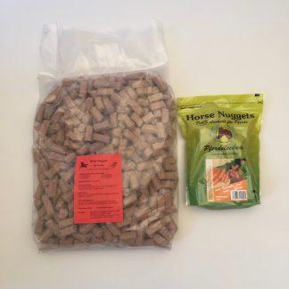 Horse Nuggets® mit Karotte und roter Beete