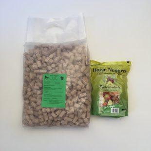 Horse Nuggets® mit Apfel